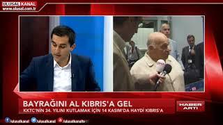 Haber Artı- Adnan Türkkan- Çağdaş Cengiz- Teoman Alili- 7 Kasım