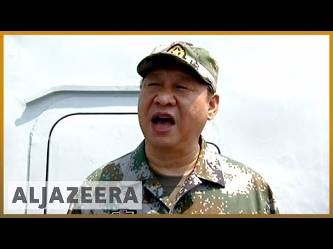 🇨🇳 China's navy to hold live-fire exercises in Taiwan Strait | Al Jazeera English
