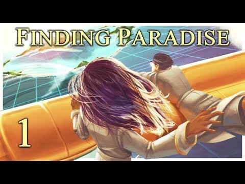 Let's Play Finding Paradise Part 1 - Return of Dr Rosalene & Dr Watts [Blind To the Moon 2 Gameplay]