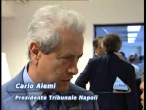 TGR Neapolis - Al via il PCT a Napoli