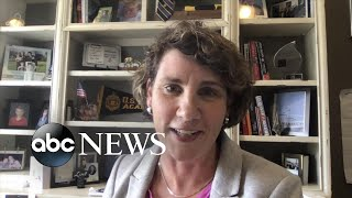 """Amy Mcgrath: Mcconnell """"represents Washington Dc And The Swamp"""""""