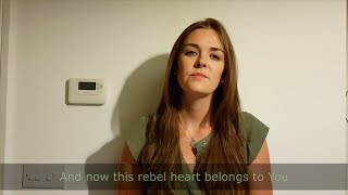 St Saviour's Worship - Rebel Heart (Lauren Daigle) by Danielle Townsend