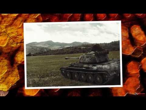 World of Tanks. Картинки из игры. 2 Часть.
