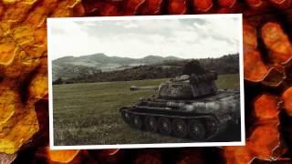 World of Tanks. Картинки из игры. 5 Часть.