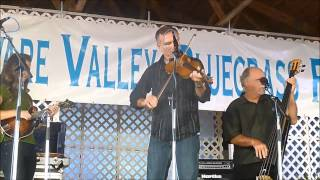 Sierra Hull joins Blue Highway at the 2015 Delaware Valley Bluegrass Festival
