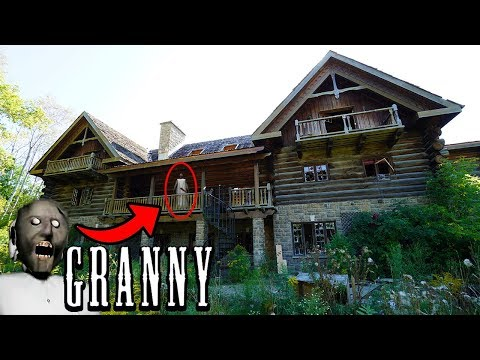 DONT GO TO GRANNYS HOUSE IN REAL LIFE FROM THE HORROR GAME! | I FOUND GRANNYS HOUSE IN REAL LIFE