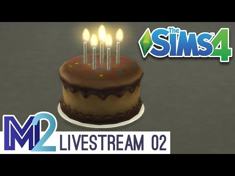 Sims 4 LiveStream  - Toddlers to Children! (Part 14)