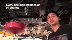 Barrie Mitsubishi Service Department
