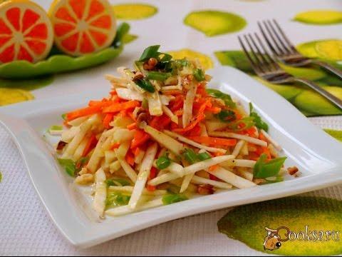 Домашние салаты. Рецепты салатов на Новый год, 8 Марта