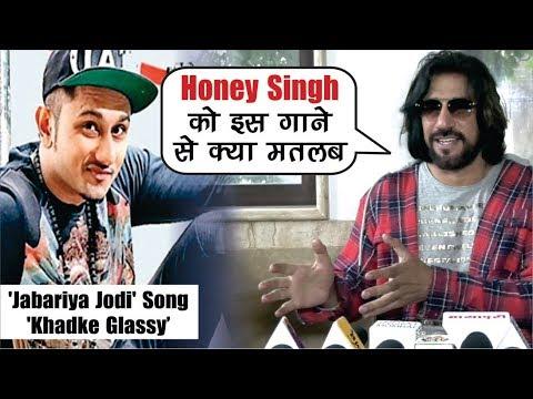 Khadke Glassy   Jabariya Jodi   Yo Yo Honey Singh   Ashok Masti Interview   Khadke Glassy Video
