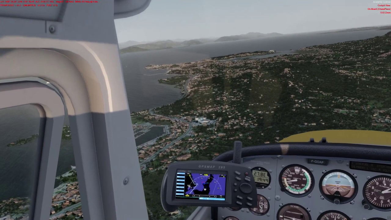 Prepar3D v4 Greece Corfu (Fly Tampa)