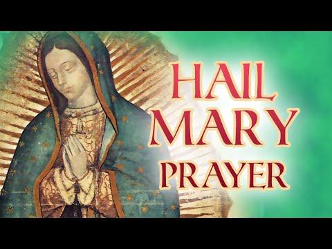 Hail Mary Prayer - Catholic Prayers