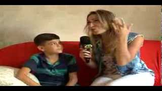 Alexandre Nunes  - Cearense de 11 anos Canta como Gente grande  07/ 05/2014
