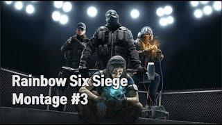 Rainbow Six Siege Montage 3 레인보우 식스 시즈 플레 매드무비