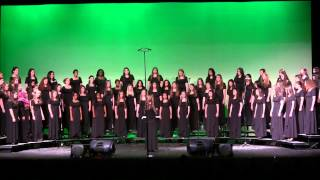Spring Concert 2014: Chansonsr (Silence)