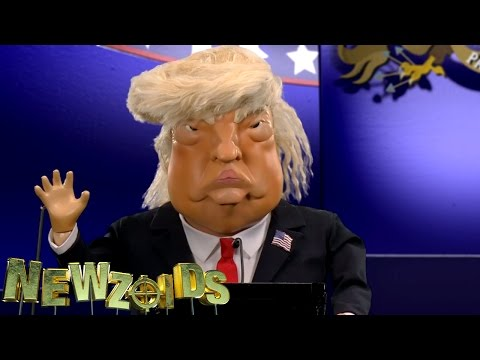Donald Trump is President - Newzoids