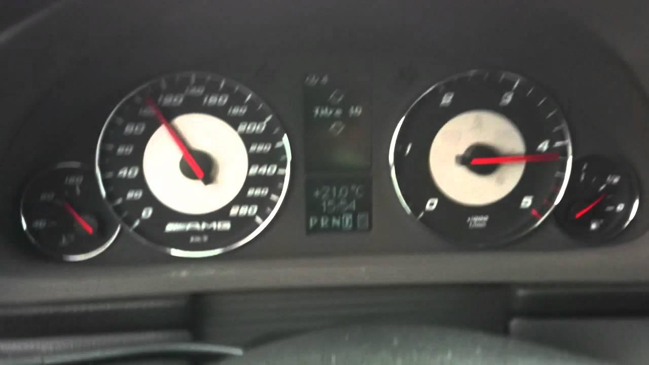 Mercedes c30 amg youtube for C30 mercedes benz