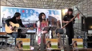 のこぎりコンサート 展示「DIVE DOCUMENT 琴似屯田兵村」のテーマ曲 作...