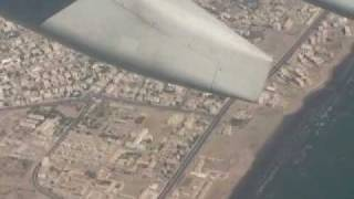 ►◄Flying from Aden To Sana'a, Yemen►◄