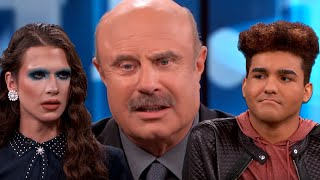 Dr Phil: Viral Video Star Cuts Off 'Irrelevant' Family | React Couch
