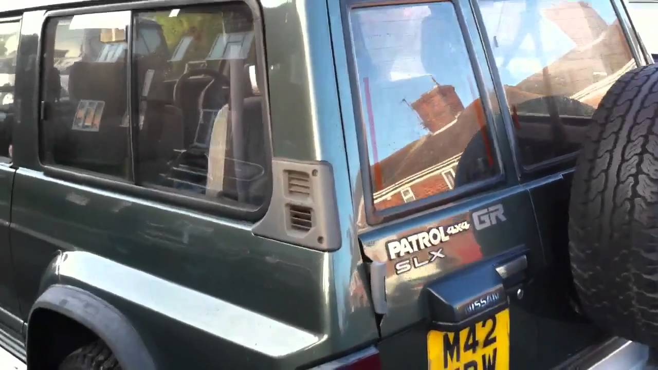 1994 Nissan Patrol Y60 4.2 diesel 3door shorty for sale ...