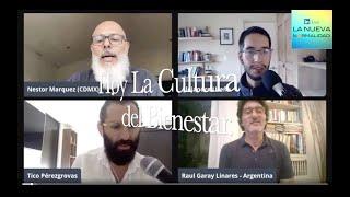 #LNN Episodio #17:  Cultura de Bienestar. Alejandro Ureña Amieva y Tico Perezgrovas.