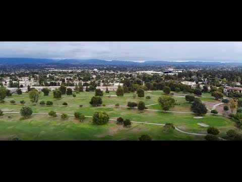 Cinematic Drone Footage - Laguna Woods Golf Club | Parks in 4K