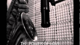 THE POWER OF LOVE - SAX - celine dion