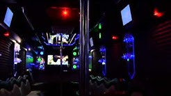45 Passenger Party Bus - Limo Party Bus Rental