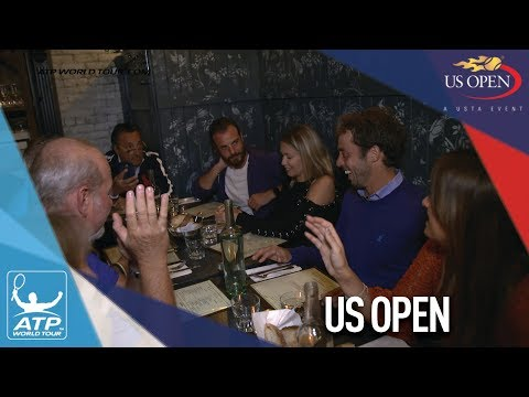 Lorenzi Enjoys Taste Of Italy In NYC