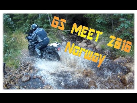 Gs Meet Norway 2016 -  FULL WEEKEND