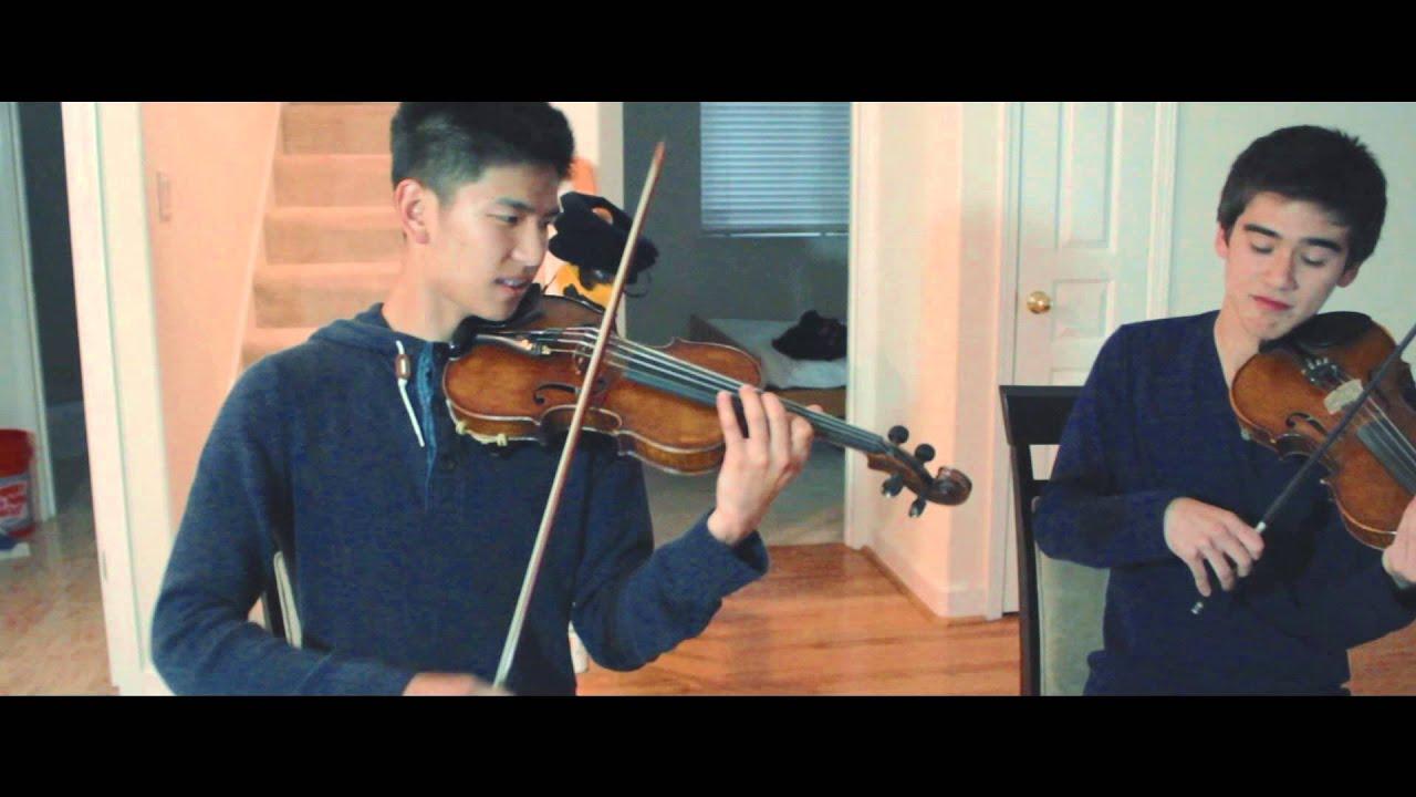 Bang bang jessie j ariana grande nicki minaj violin cover