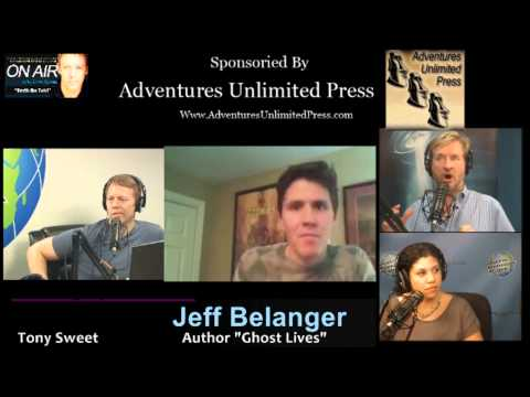 Jeff Belanger Interview w/ TRUTH BE TOLD (Ghosts & Paranormal)