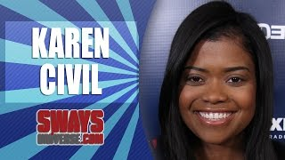 Karen Civil On Building A Playground In Haiti, Her Upcoming Cash Money Book & Live Civil Tour