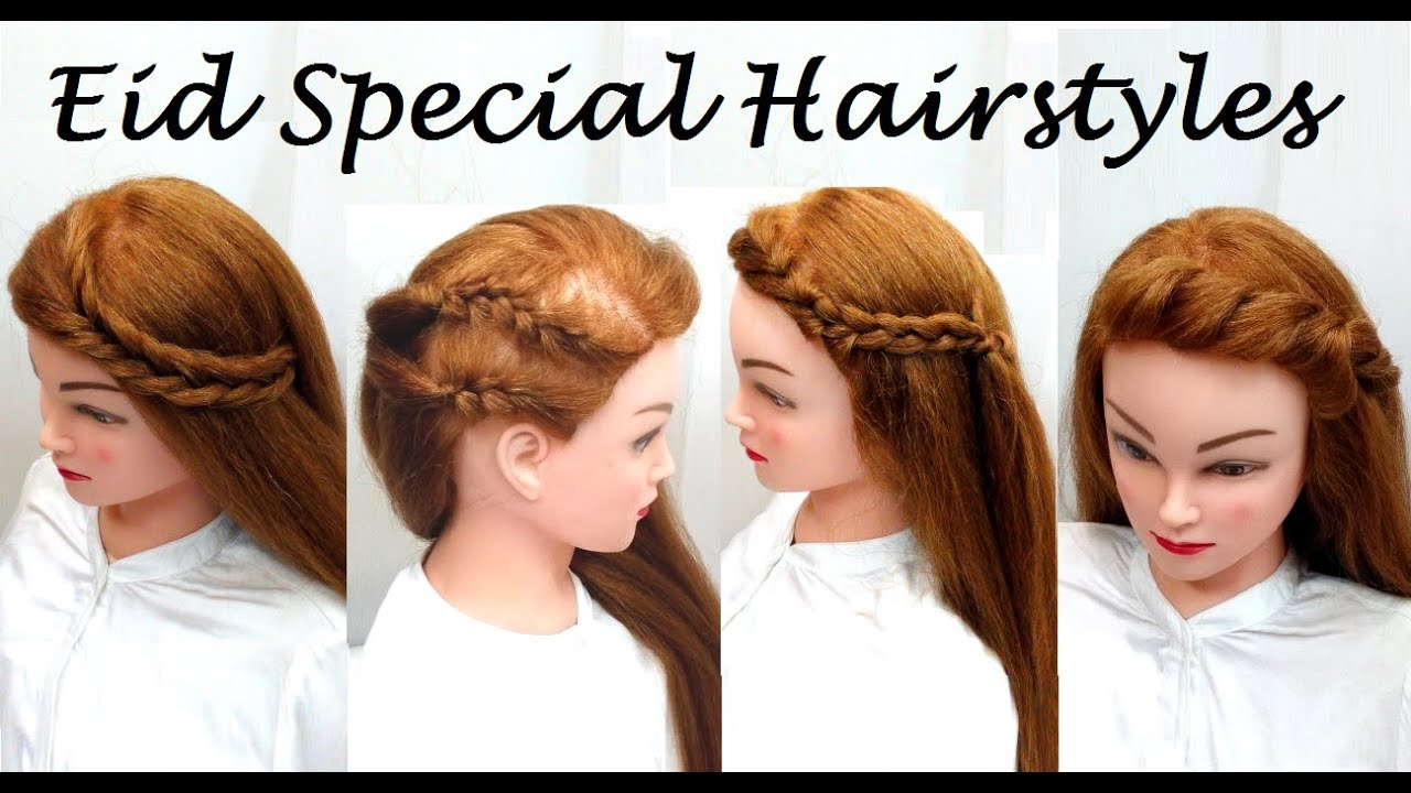 Different Easy Hairstyles For Long Hair Page 1