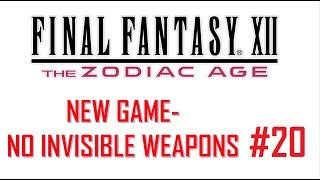 Final Fantasy XII The Zodiac Age - New Game Minus Walkthrough Part 20