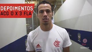 Leandro Damião e Rodinei relembram gols e comentam vitória