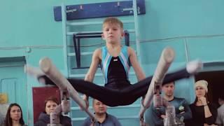 Маменов Фёдор - Личный Чемпионат по спортивной гимнастике (Павлодар)