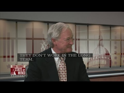 """5/10: Fmr. Governor Lincoln Chafee Suggests He May Have Political """"Itch to Scratch"""""""