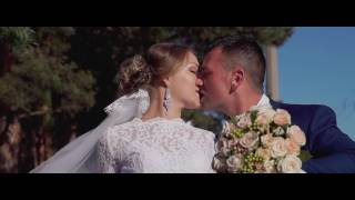 Свадебный клип Егор и Алина 27.08.2016