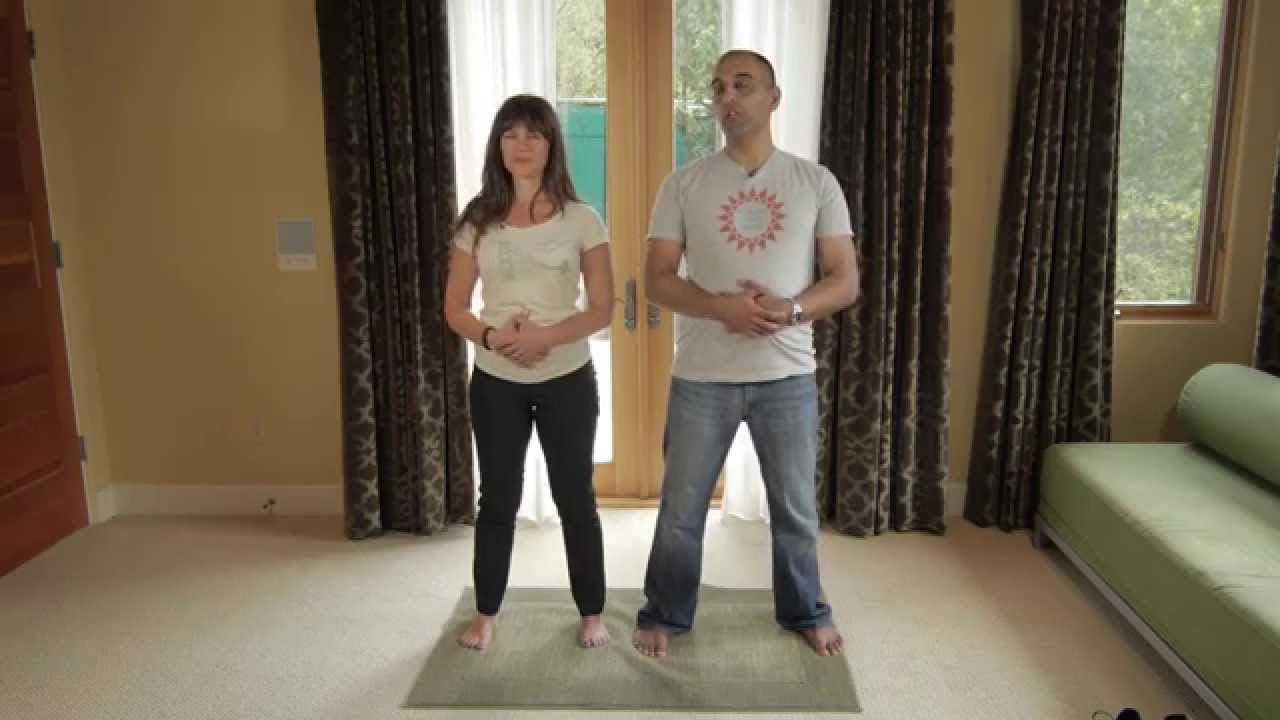 Resolving Anxiety with Qi Gong by The Health Bridge