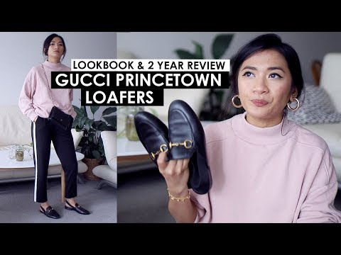 0a6167377 GUCCI PRINCE TOWN LOAFERS | REVIEW & HOW I STYLE THEM - YouTube