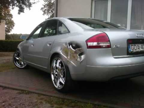 Audi A6 C5 4b Tuning Made In Polska Youtube
