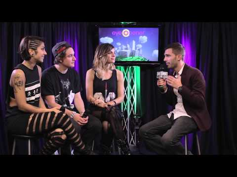 "Krewella Talks 101 Dalmatians, ""Getting Wet"", And More!"