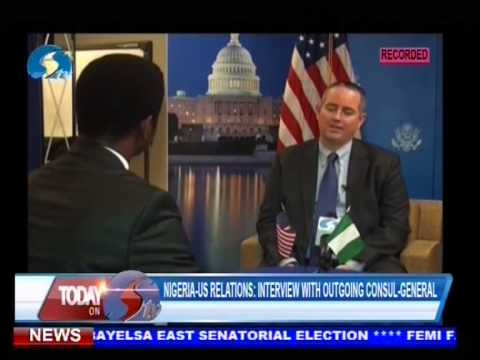 Nigeria - USA Relations  Interview With US Consulate