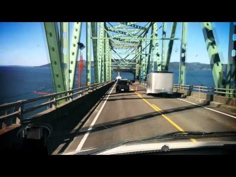Astoria-Megler Bridge Video
