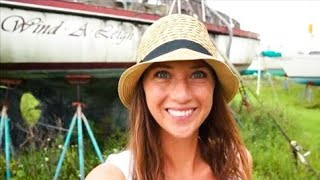 welcome to the boat graveyard ep 1 mj sailing