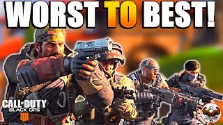 Black Ops 4 Specialists Ranked WORST to BEST! (11 Specialist Review)