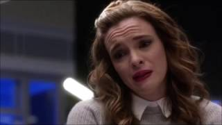 The Flash 3x15 - Snowbarry scenes