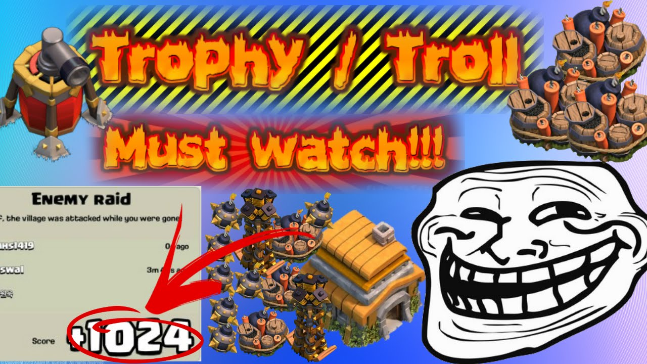 6 Best TH6 Trophy Base 2019